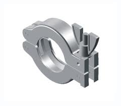 KF Wing-Nut Clamp