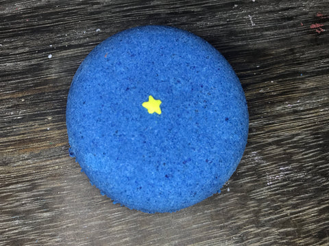 Blue Berry Yum Yum Bubble Bath Bar
