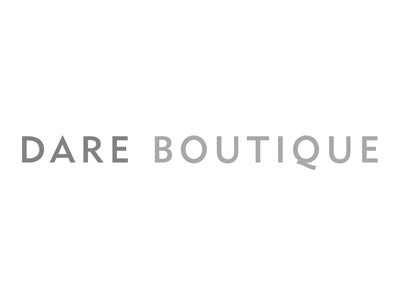 Welcome to Dare Boutique. We are a fashion forward womenswear shop based in Kirkburton, near Huddersfield/Leeds. Established in 2008 and sister business to Jolaby, Atom Label and Dare Label. We offer an array of highly desirable brands and a personal styling experience combined with excellent customer service.
