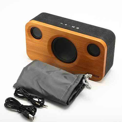 ARCHER Wooden Bluetooth Speaker