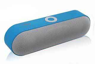 AXEN Portable Wireless Bluetooth Speaker - Blue