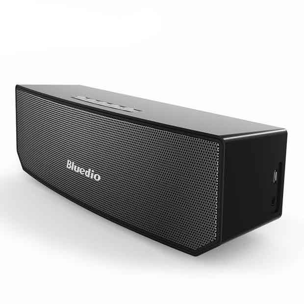 BS-3 Mini Bluetooth Speaker w/ Mic