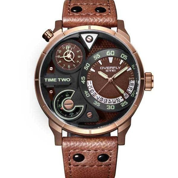 LOTON - Men's Oversized Watch