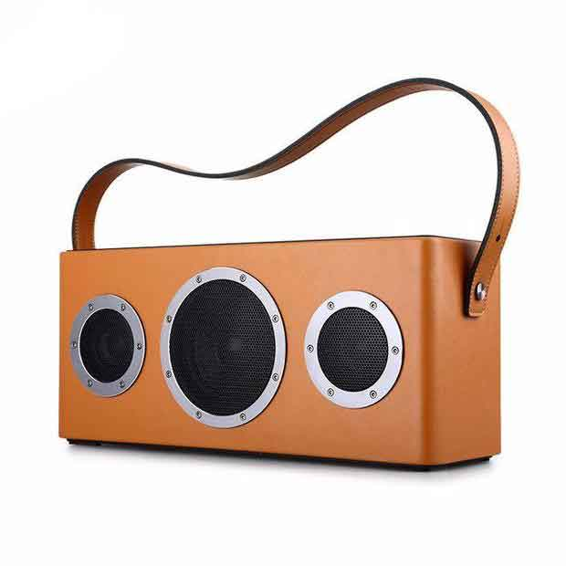 M4 Wireless WiFi Portable Bluetooth Speaker (available in more colors)
