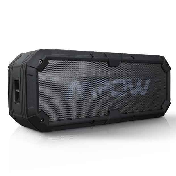 MPOW Armor Bluetooth Speaker - Waterproof/Shockproof