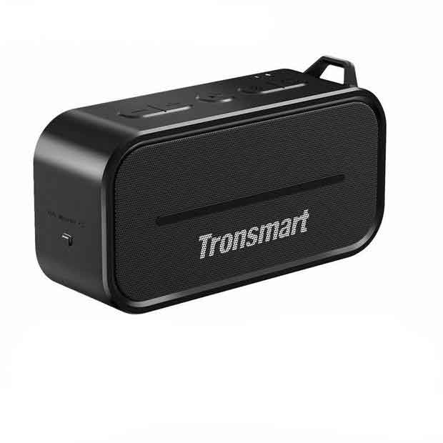 TRONSMART Bluetooth Outdoor Water Resistant Speaker