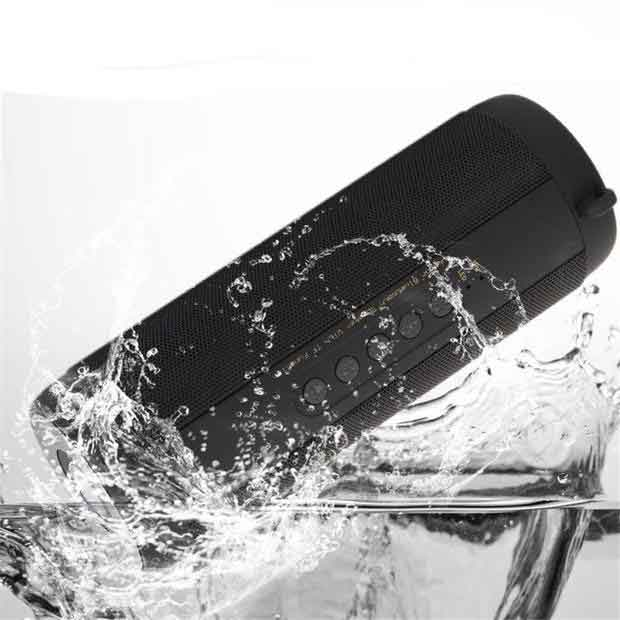 Waterproof Portable Outdoor Bluetooth Speaker