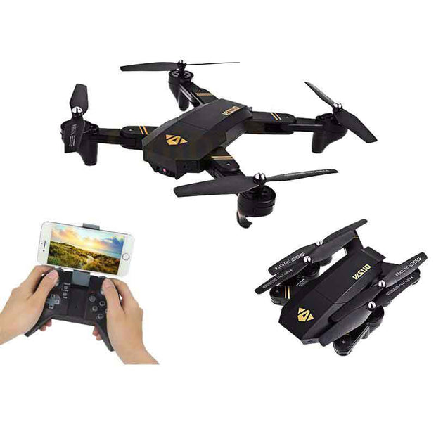 NAVY SEAL RC Visuo Foldable Camera Drone