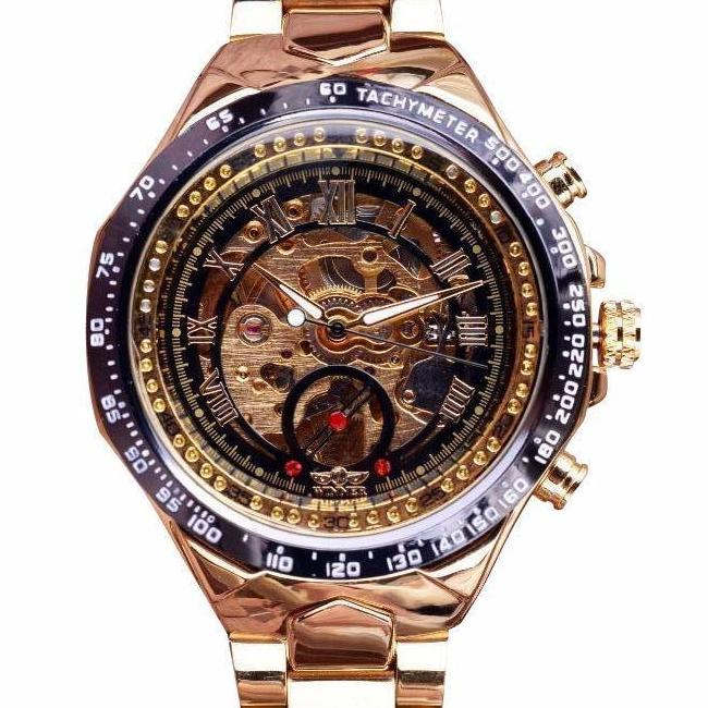 MAJESTIC - Men's Oversized Watch