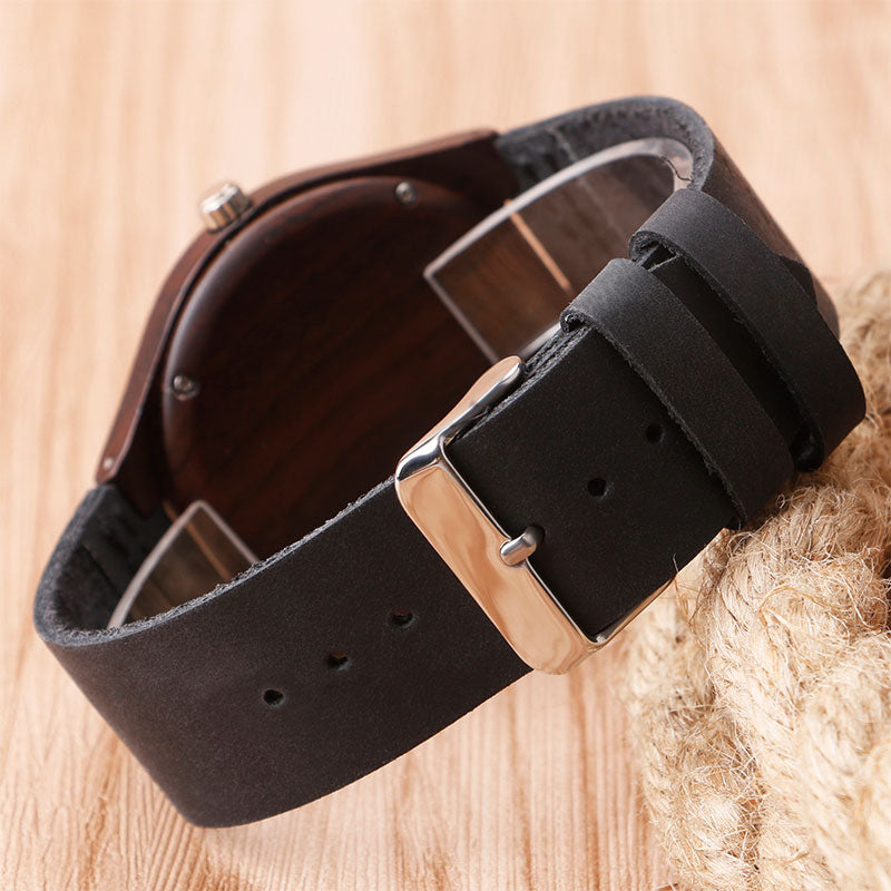 DARKOR - Premium Wooden Watch