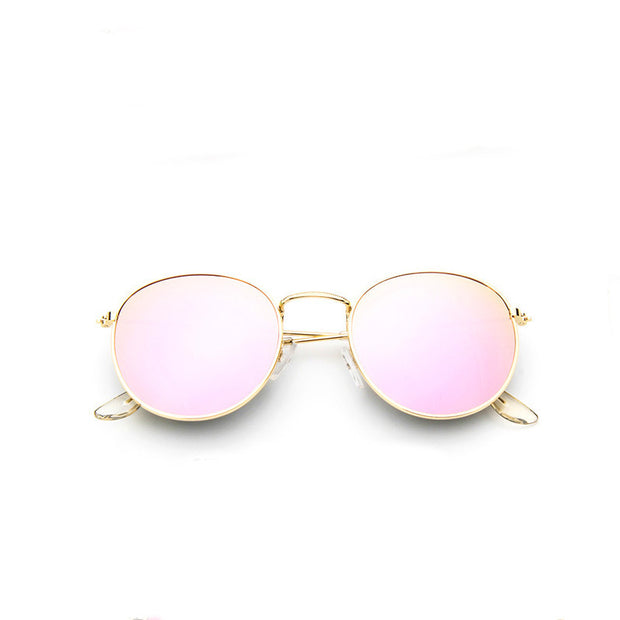 retro round sunglasses 1