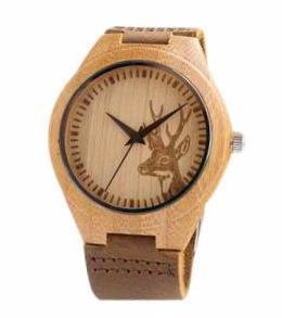 ANIMALE - Premium Wooden Watch