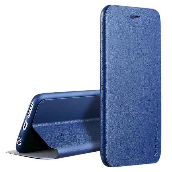 X-Level Leather Case For iPhone