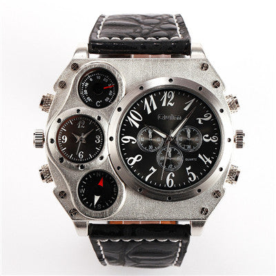 CONSTROR - Men's Oversized Watch