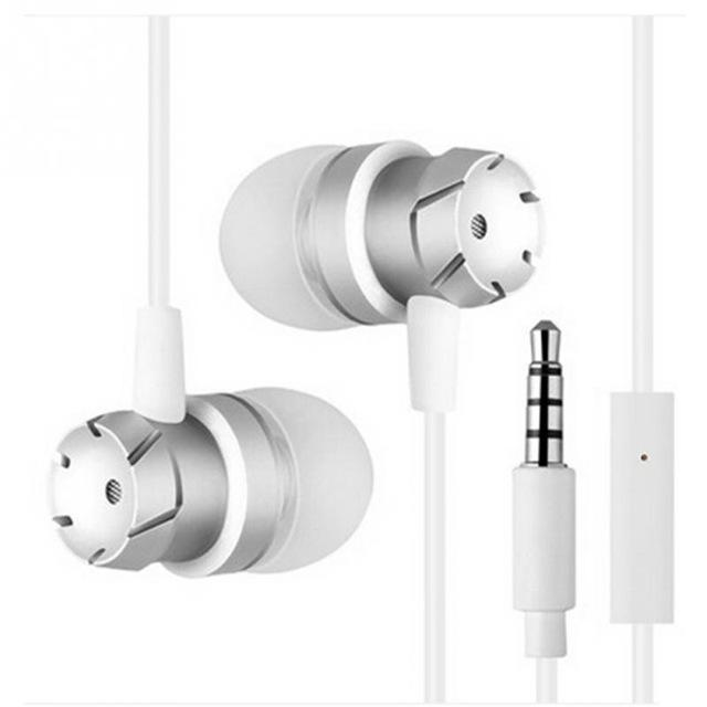 SLIK Noise Cancelling Earphone w/ Mic (available in more colors)