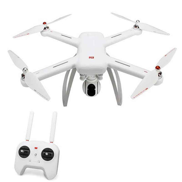 ELITE Drone w/ 4K 30fps Camera - GPS - 3-Axis Gimbal
