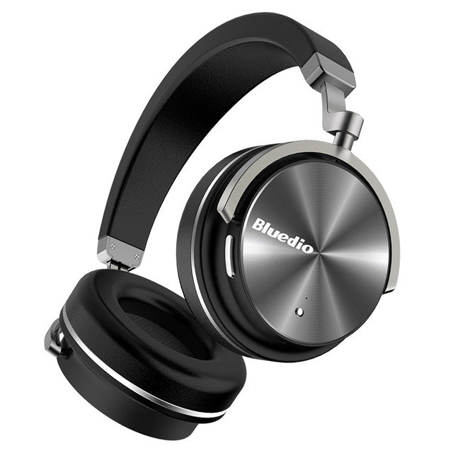 T4 Active Noise Cancelling Wireless Bluetooth Headphone w/ Mic