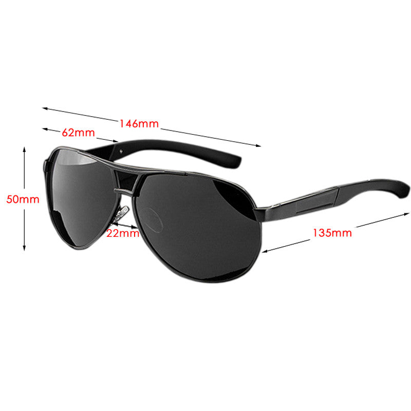 New Classic Driving Sunglasses Anti-UV for men