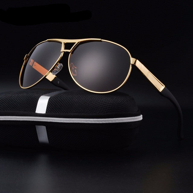 men's New Classic Driving Sunglasses Anti-UV