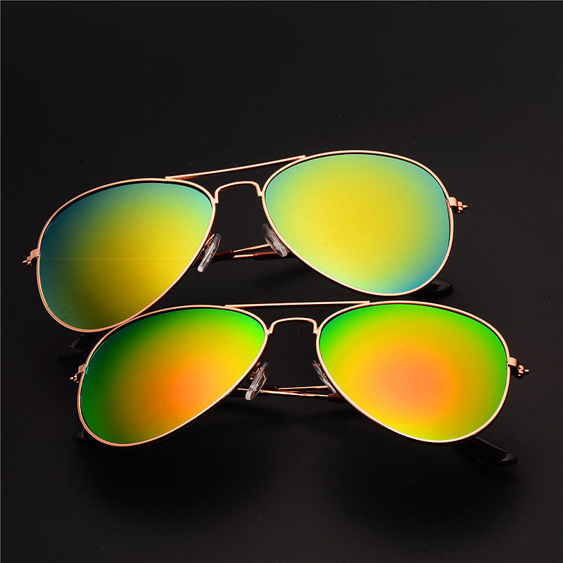 Aviator Sunglasses Gold frame Glasses Save