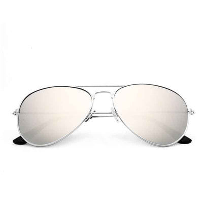 gold frame aviator sunglasses for women