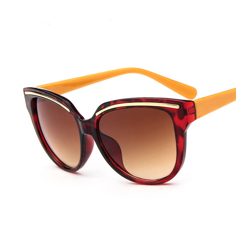 sunglasses women cat eye frame