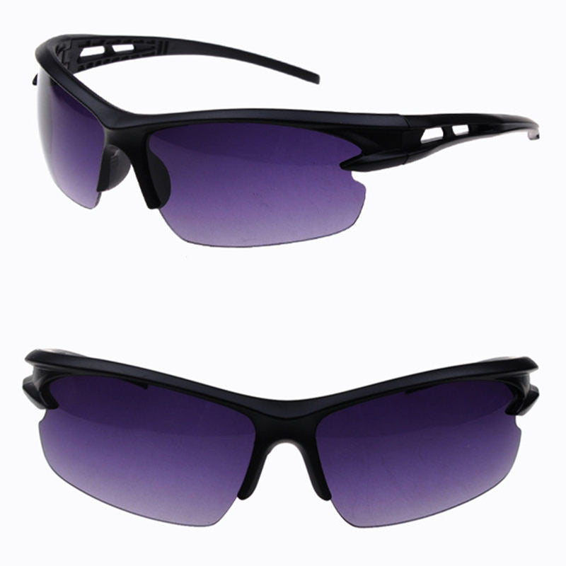 purple cool unisex sunglasses