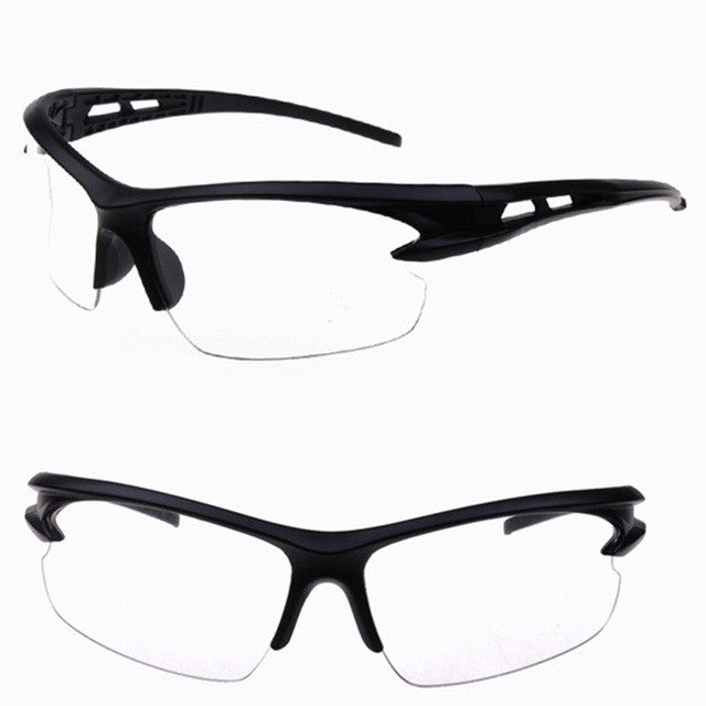 clear cool unisex sunglasses