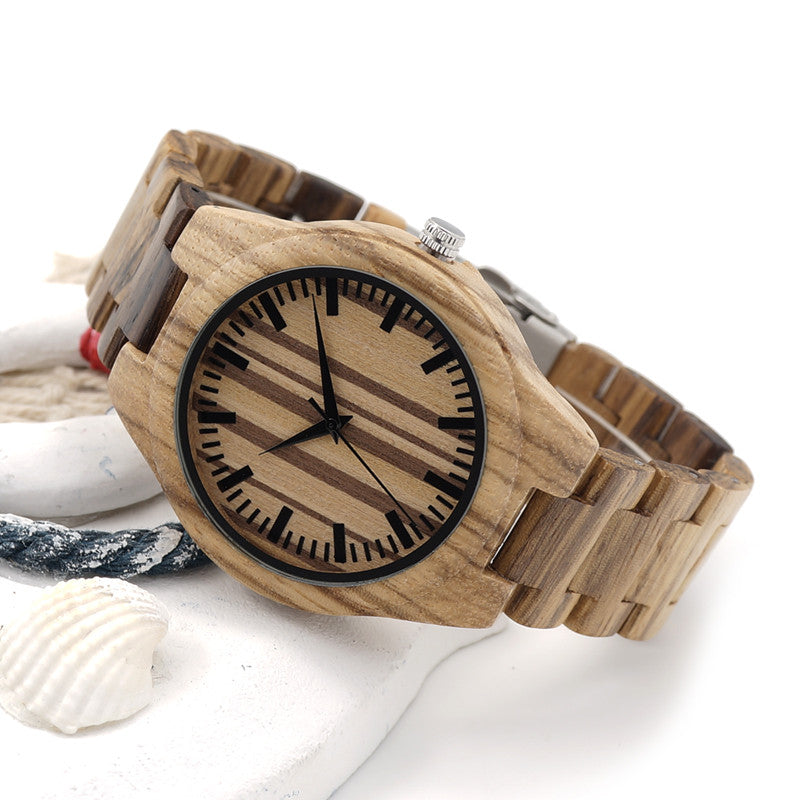 Quality Wood Watch for Men
