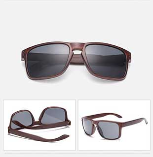 2016 Retro Bamboo Wood Sunglasses