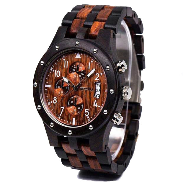 BRONO - Premium Wooden Watch