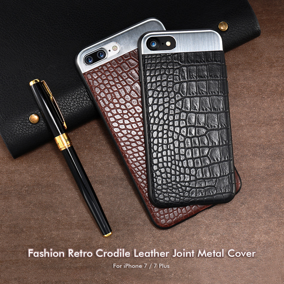 Luxus iPhone Leather Case (available in more colors)