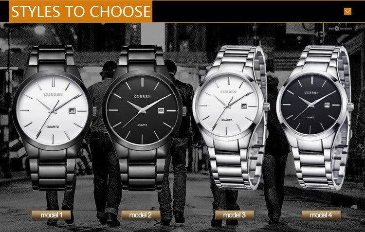 Luxurious Business Watch For Men