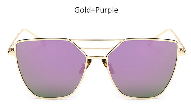 Luxury Cat Eye Sunglasses