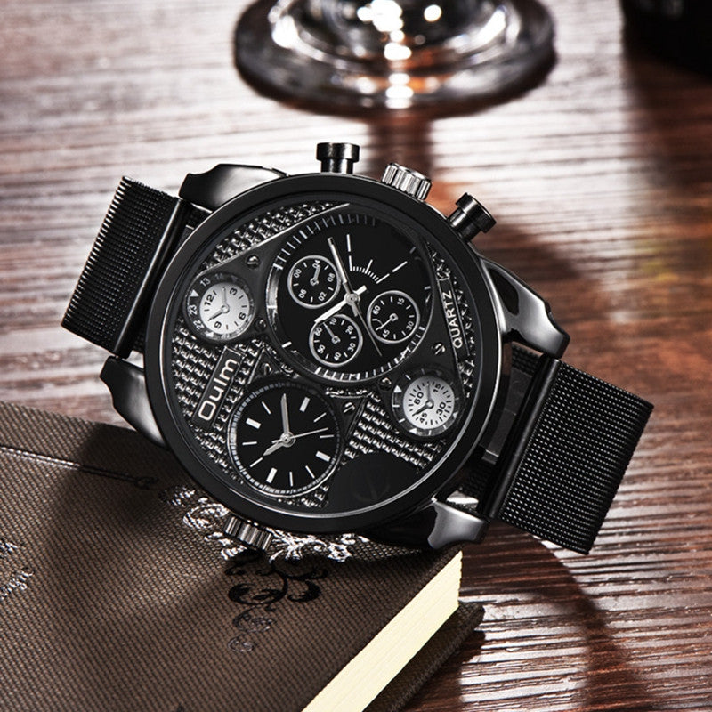 Big Stylish Men's Watch