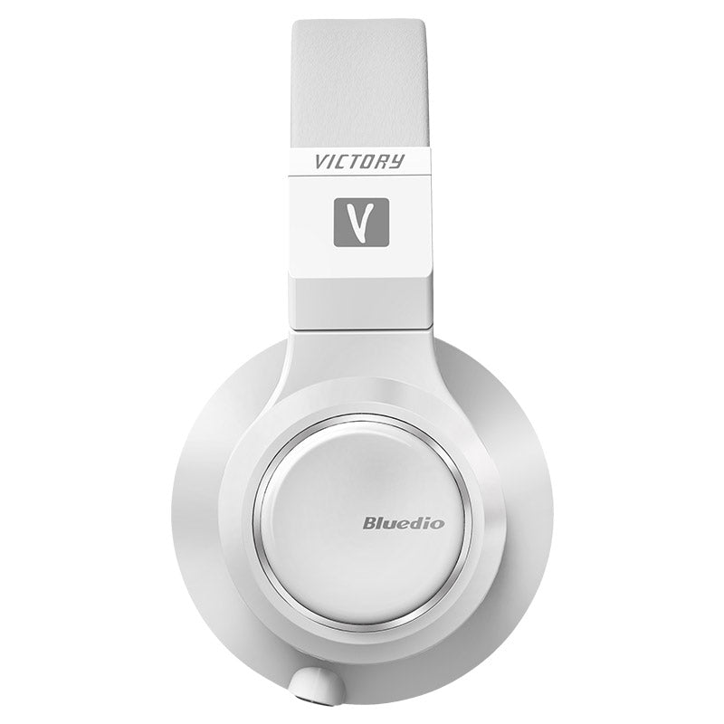 VICTOR Bluetooth Headphone w/ PPS 12 drivers - Mic supports APTX Headset