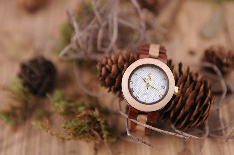 LETNEN - Premium Wooden Watch