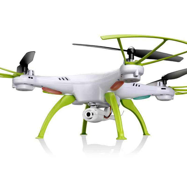 FLATEN Quadrocopter Drone with Camera Wifi FPV HD Real-time 2.4G