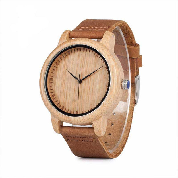 CLENEN - Premium Wooden Watch
