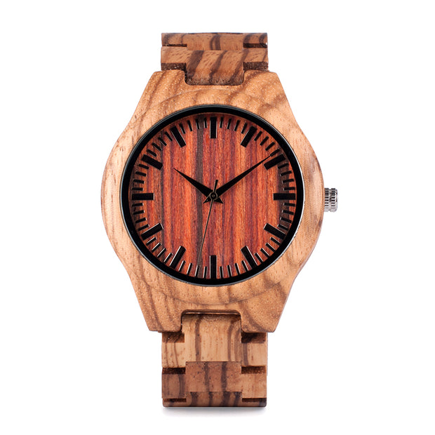 ORANG - Premium Wooden Watch