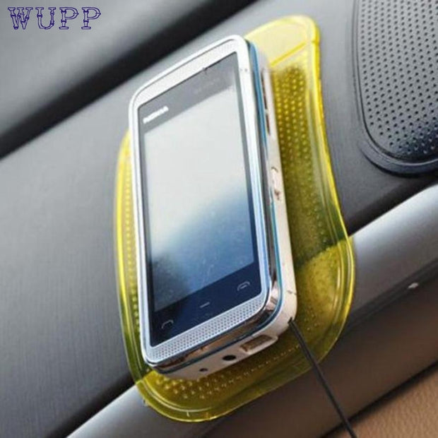 Anti-Slip Car Dashboard Mat Holder For GPS Cell Phone 2