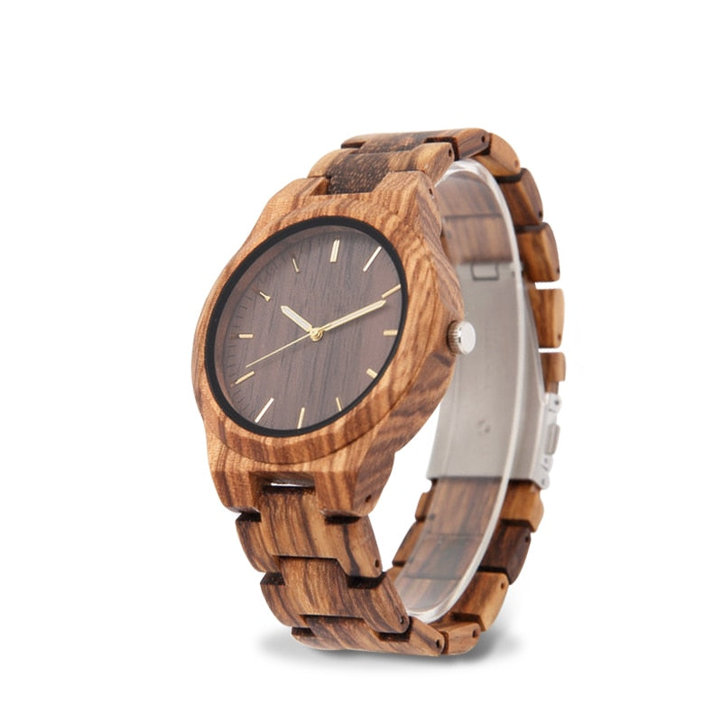 GOLDO - Premium Wooden Watch