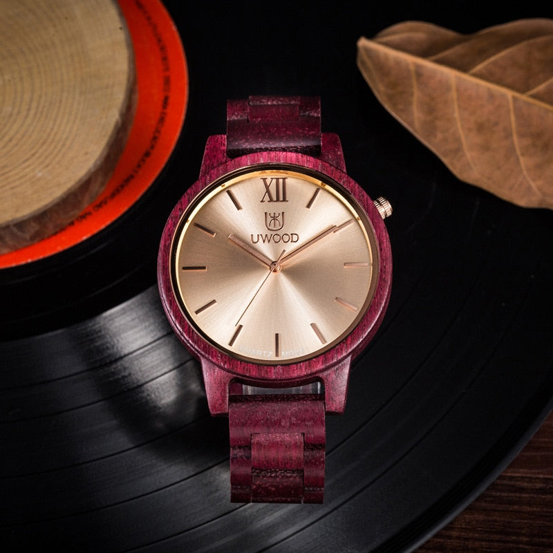 VELVET - Premium Wooden Watch