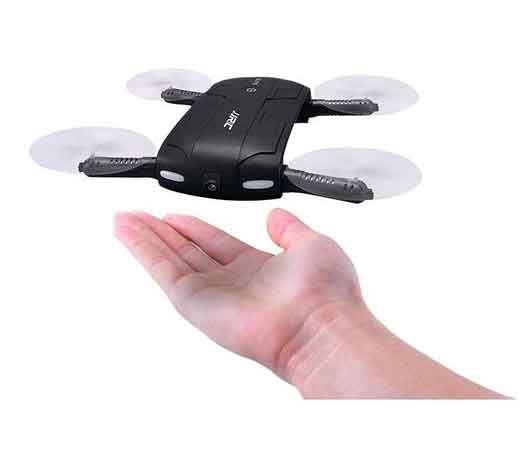 H37 RC Selfie Pocket Mini Drone w/ HD Camera