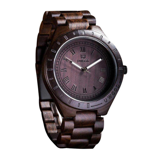 TRURU - Premium Wooden Watch