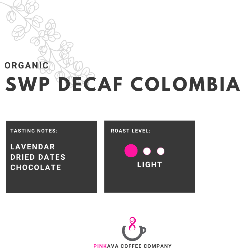 SWP DECAF COLOMBIA