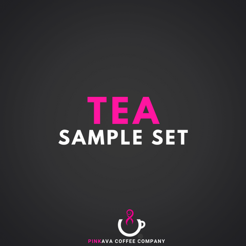 TEA SAMPLE SET