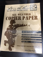 Rite in the All-Weather Printer Paper-Tan Color- Packages of 200 sheets
