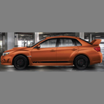 2013 WRX Special Edition Subaru Door Stripe Kit