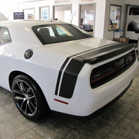 Dodge Challenger 2008-2016 Scat Pack Style Rear Stripe